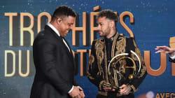 Neymar élu meilleur joueur de Ligue