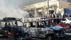 Des centaines de morts dans un attentat à Mogadiscio, un des pires de l'histoire de la
