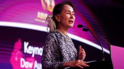 Aung San Suu Kyi déchue d'un nouveau prix par Amnesty