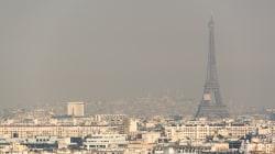 Passer quatre jours à Paris reviendrait à fumer deux cigarettes selon cette