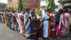 Women Underrepresented In Seat Allotment For Telangana Assembly