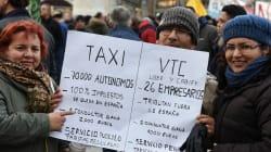 Carmena propone jornadas de 16 horas para los VTC y dos días de