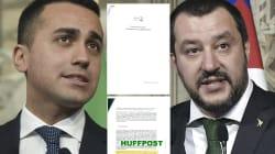 Ce contrat de gouvernement des populistes dévoilé par le HuffPost italien prévoyait la sortie de