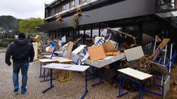 La police intervient pour évacuer l'université Paul Valéry de Montpellier (mais les étudiants étaient déjà