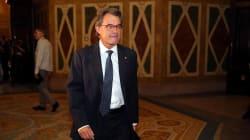 Artur Mas denuncia que la fianza de 5 millones por el gasto en el 9N les