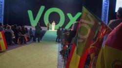 La ultraderecha de Vox empieza a hacerse un hueco en las