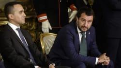 Alta tensione Salvini - Di Maio. Passo indietro M5s: giù lo stanziamento per il reddito (di P.