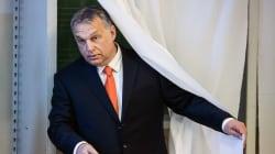 Le parti de Viktor Orban en tête des législatives