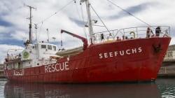 Migranti, nave Seefuchs: