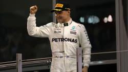 F1 Gp di Abu Dhabi: per Mercedes finale con il botto. Mistero Redbull e