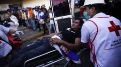 Ortega reprime la marcha de las madres de
