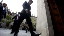 Puigdemont reclama una mediación internacional y la retirada de los efectivos