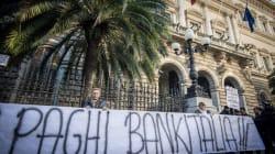 Commissione banche, relazione finale a maggioranza con scontro nel