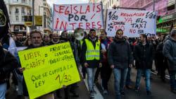 Las claves para entender la nueva huelga de los taxistas en Barcelona y