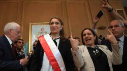 Souad Abderrahim, primera mujer alcaldesa de una capital en el mundo