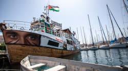 Una nueva flotilla trata de romper el cerco de Israel sobre