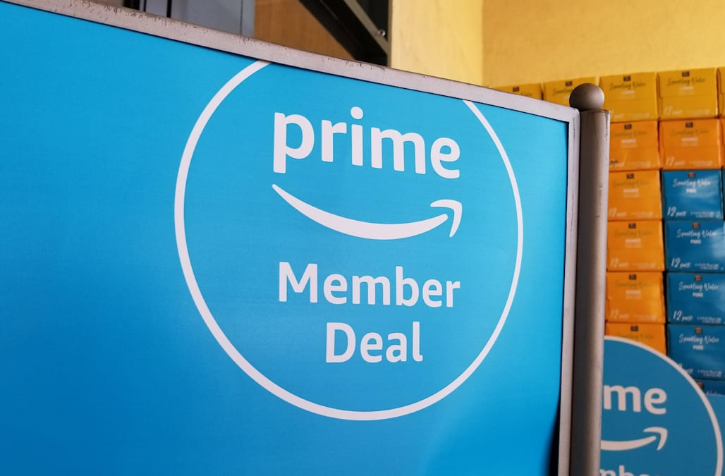 amazon prime day 2018 best deals on amazon products aol finance. Black Bedroom Furniture Sets. Home Design Ideas