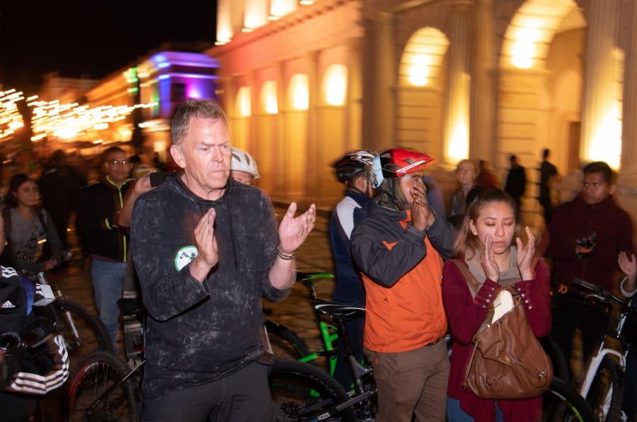 Rainer Hagenbuch, hermano del ciclista alemán, agradeció las condolencias recibidas de todo el mundo y el respaldo que ha tenido en México.