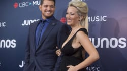 Michael Bublé, Luisana Lopilato Confirm They're Expecting 3rd Child At 2018