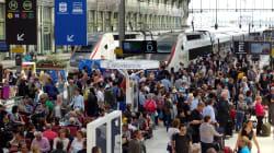 La CGT veut perturber le trafic SNCF même en-dehors des jours de grève: