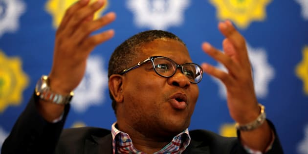 [LISTEN] Mbalula: I paid for my own trip