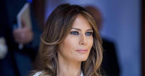 Melania Trump's style transformation
