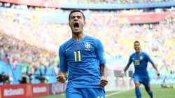 Brasil 2 X 0 Costa Rica: Por um fio, Philippe Coutinho e Neymar salvam o