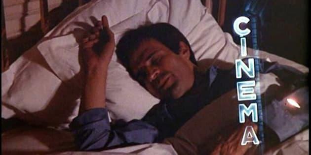 """À l'occasion de l'ouverture du 70e festival de Cannes, tout le HuffPost est illustré avec des films présentés à Cannes depuis 1946. Ici, l'image est tirée de """"La nuit américaine"""", gigantesque déclaration d'amour au cinéma de François Truffaut. Le film a été présenté sur la Croisette en 1973."""