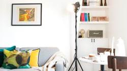 Cette chambre de bonne de 16 m² a été transformée en un charmant studio