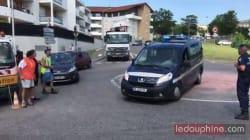 Une voiture remplie de bonbonnes de gaz découverte en Isère, le propriétaire en garde à