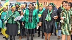 The ANCWL Is So Preoccupied Being Mascots Of Patriarchy And Chauvinism, They Don't Realise They Fail