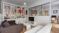 Cet appartement parisien a été transformé en cocon aux allures d'atelier