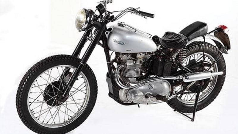 Buy Fonzie S Motorcycle On Ebay Jump A Shark With It Autoblog