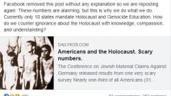 Facebook s'excuse d'avoir supprimé une photo d'enfants dans des camps de