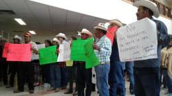 Rarámuris exigen la intervención de Javier Corral ante presunto abuso