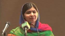 Les larmes de Malala, de retour au Pakistan après près de six ans