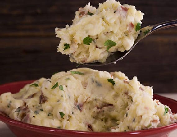 Mashed potato makeover! 14 new ways to make potatoes