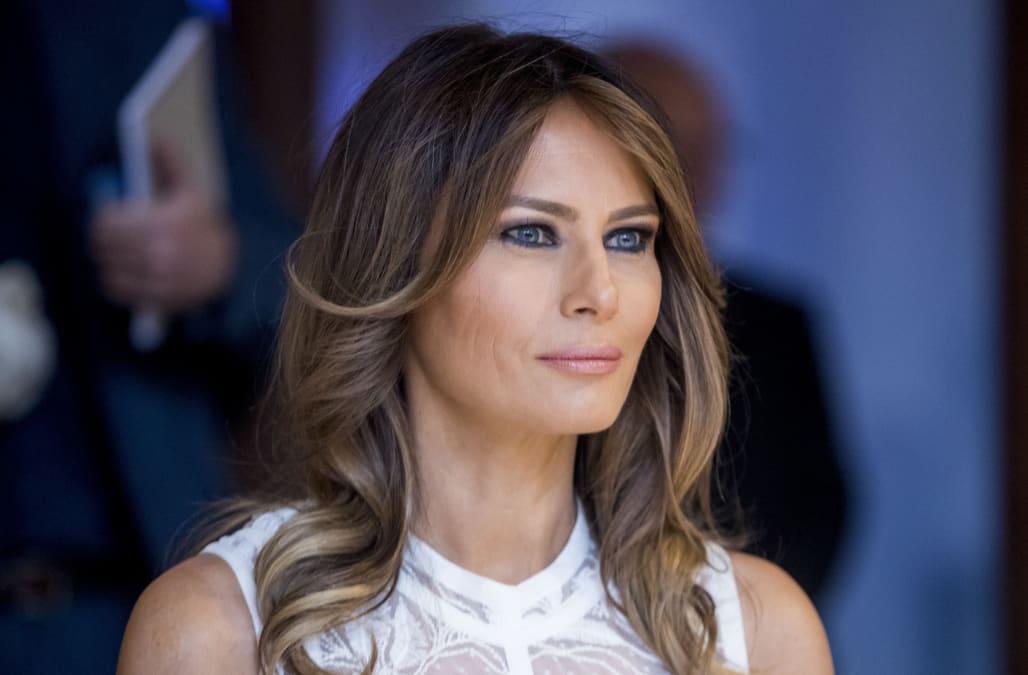 Melania Trumps Style Transformation