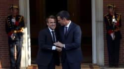 Sánchez y Macron navegan juntos en inmigración, medidas anticrisis y