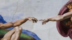 Michelangelo era mancino: usò la destra per i pregiudizi