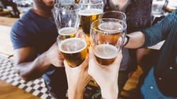 Por que você provavelmente fica mais bêbado do que acha que vai