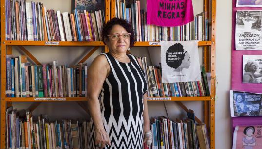 Dia 141: Eleuteria Amora, o feminismo com