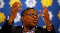 Here Are The 7 Clap Backs From Police Minister Fikile Mbalula That Gave Us So Much