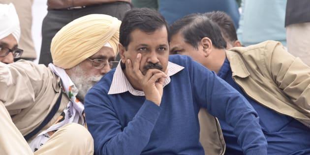 Arvind Kejriwal in a file photo.