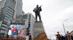 Moscou inaugure une statue en hommage à... l'inventeur de la