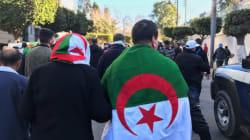 Dans la manifestation sans précédent à Alger contre un 5e mandat de