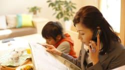 働くママ、初の7割超え 2017年の国民生活基礎調査