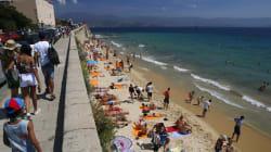 La Corse a battu un record de chaleur