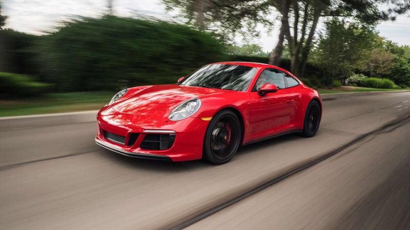 2017 Porsche 911 Carrera Gts Drivers Notes Autoblog