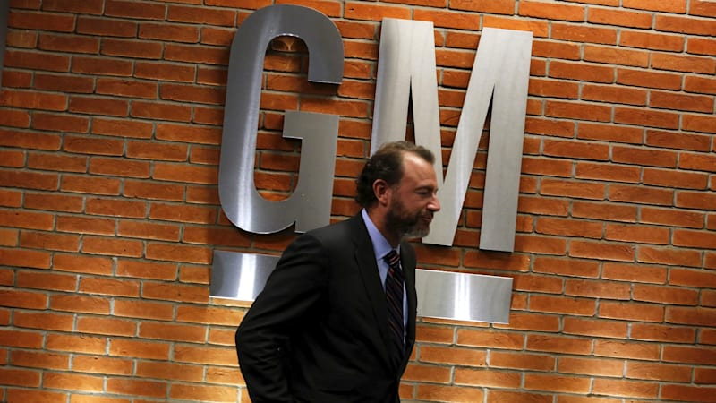 GM's Ammann says company moving 'really quickly' on autonomous cars